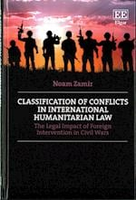 Classification of Conflicts in International Humanitarian Law