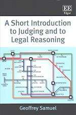 A Short Introduction to Judging and to Legal Reasoning