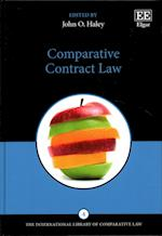 Comparative Contract Law (The International Library of Comparative Law Series, nr. 4)