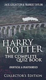 Harry Potter - The Complete Quiz Book: Collector's Edition af Frankie Taylor, Jack Goldstein
