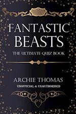 Fantastic Beasts - The Ultimate Quiz Book af Archie Thomas