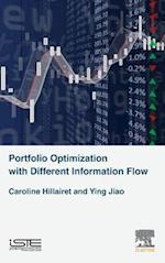 Portfolio Optimization with Different Information Flow