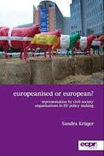 Europeanised or European? af Sandra Kroger