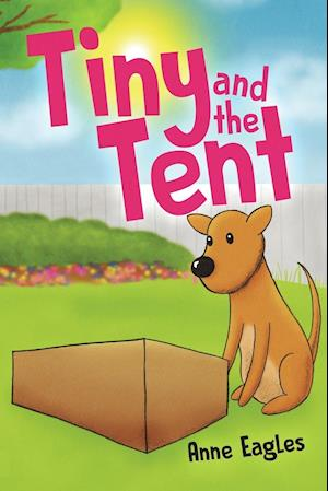 Bog, paperback Tiny and the Tent af Anne Eagles