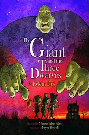 Bog, paperback The Giant and the Three Dwarves