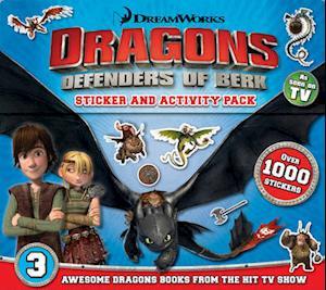 Sticker & Activity Pack
