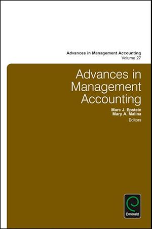 Advances in Management Accounting