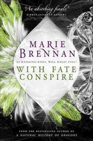 Bog, paperback With Fate Conspire af Marie Brennan