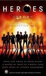 Heroes Reborn af David Bishop