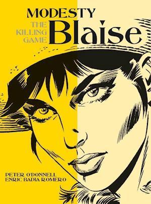 Bog paperback Modesty Blaise - The Killing Game af Peter O'Donnell