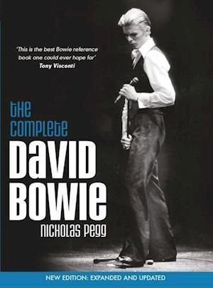 Bog, paperback The Complete David Bowie af Nicholas Pegg