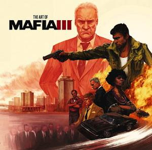 Bog, hardback The Art of Mafia III