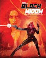 Marvel's The Black Widow Creating the Avenging Super-Spy