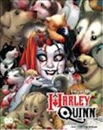 The Art of Harley Quinn af Andrew Farago