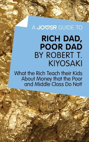 Joosr Guide to... Rich Dad, Poor Dad by Robert T. Kiyosaki af Bokish Ltd