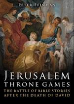 Jerusalem Throne Games af Peter Feinman