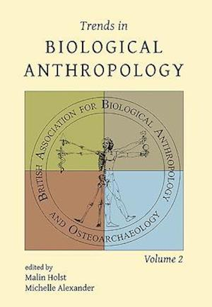 Bog, paperback Trends in Biological Anthropology af Betina Jakob