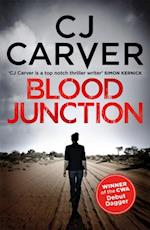 Blood Junction af CJ Carver