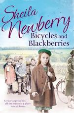 Bicycles and Blackberries af Sheila Newberry