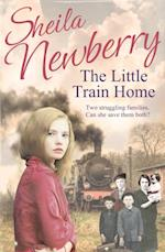 Little Train Home af Sheila Newberry