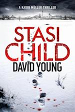 Stasi Child af David Young