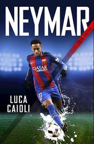 Bog, paperback Neymar 2018