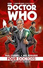 Doctor Who Event 2015 af Paul Cornell