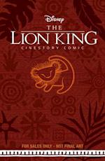 Disney the Lion King Cinestory Comic - Collectors Edition