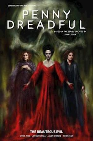 Bog, paperback Penny Dreadful 2 - the Beauteous Evil af Chris King