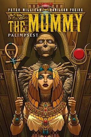Bog, paperback Mummy af Peter Milligan