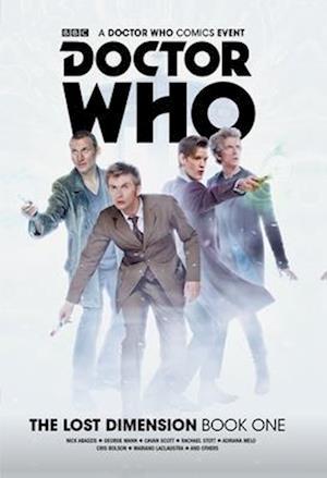 Bog, hardback Doctor Who 1 af Nick Abadzis