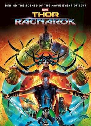 Bog, hardback Thor - Ragnarok af Titan Magazines