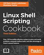 Linux Shell Scripting Cookbook, Third Edition