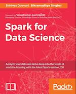 Spark for Data Science af Bikramaditya Singhal, Srinivas Duvvuri