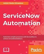 ServiceNow Automation