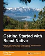 Getting Started with React Native af Tom Bray