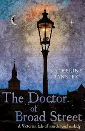 Bog, paperback The Doctor of Broad Street af Katherine Tansley
