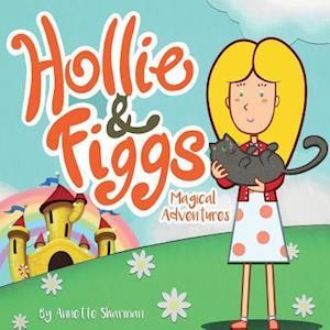 Bog, paperback Hollie and Figgs af Annette Sharman