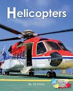Helicopters (Reading Stars Plus)
