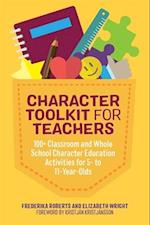 Character Toolkit for Teachers