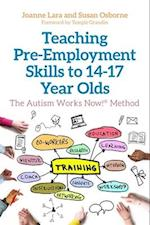 Teaching Pre-Employment Skills to 14-17-Year-Olds