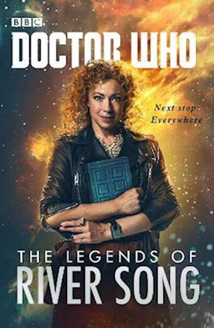 Bog, hardback Doctor Who: The Legends of River Song af Jenny T. Colgan