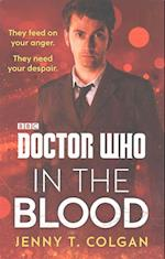 Doctor Who: In the Blood af Jenny T. Colgan