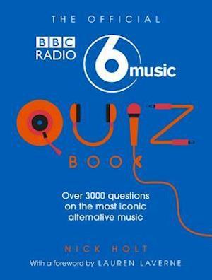 The Official Radio 6 Music Quiz Book