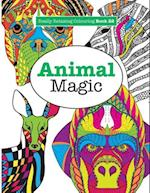 Really RELAXING Colouring Book 22:Animal Magic
