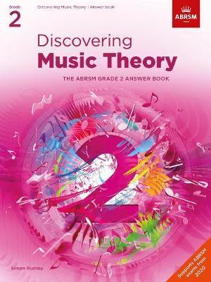 Discovering Music Theory, The ABRSM Grade 2 Answer Book