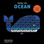 Sticker Art Ocean (Sticker Art)