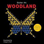 Sticker Art Woodland (Sticker Art)