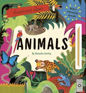 Scratch and Learn Animals