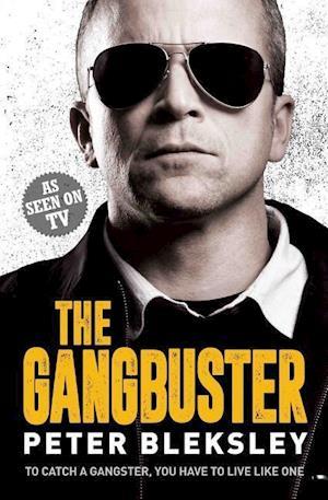 Bog, paperback Gangbuster af Peter Bleksley